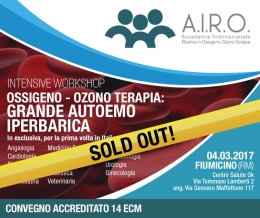 SOLDOUT Intensive Workshop Fiumicino
