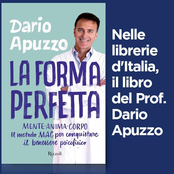 Intervista su TGR Campania al Prof. Dario Apuzzo sul libro La Forma Perfetta